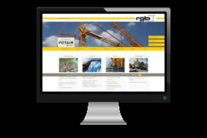 Webseite RGB